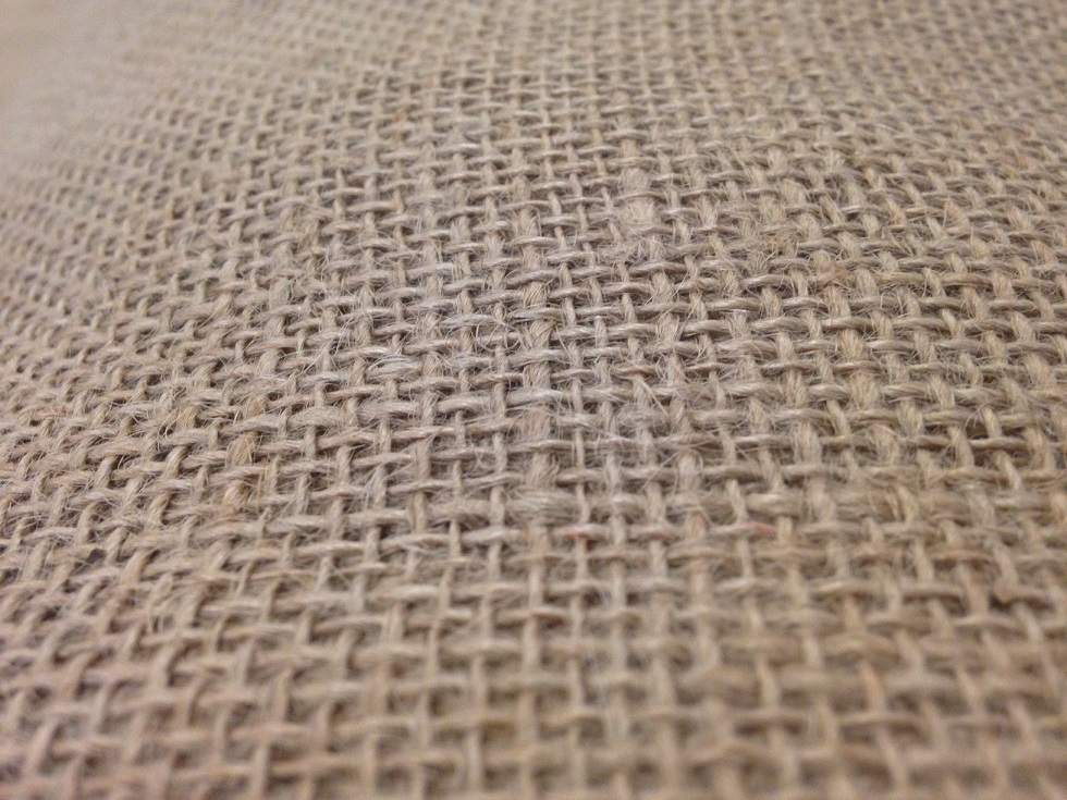 Burlap fabric an wil inc for What is burlap material